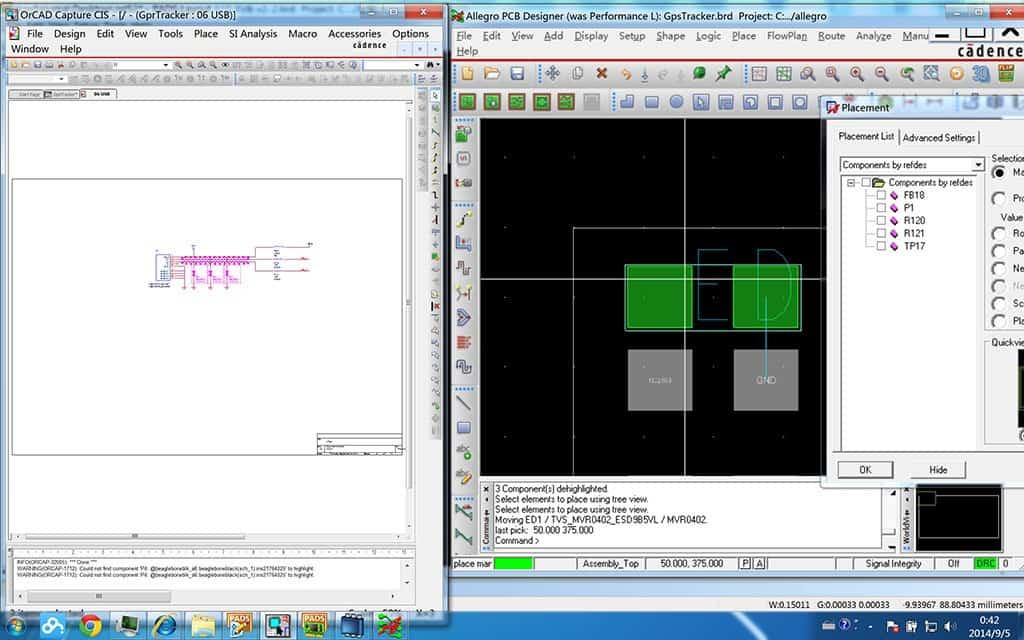 OrCAD Capture CIS与Allegro交互布局-2